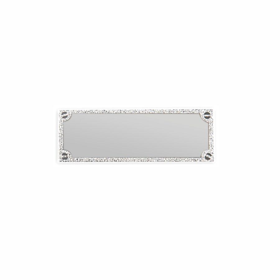 Metāla plāksnīte STR528 (50x18mm)