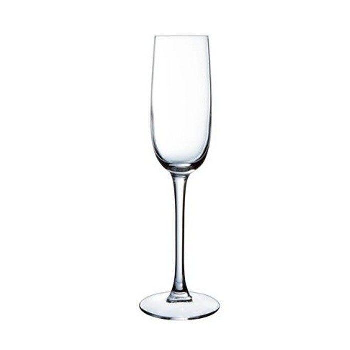 Šampānieša glāze ar gravējumu